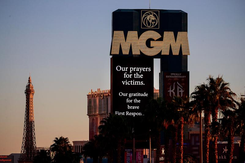 Las Vegas Shooting Survivors Say MGM's Suit Hits Victims at Their Most Vulnerable