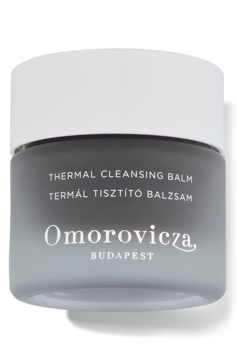 Omorovicza Thermal Cleansing Balm. Image Via Skinstore