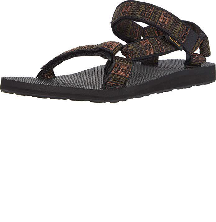 """<p><strong>Teva</strong></p><p>amazon.com</p><p><strong>$50.00</strong></p><p><a href=""""https://www.amazon.com/dp/B07TG6YHW7?tag=syn-yahoo-20&ascsubtag=%5Bartid%7C10054.g.37069847%5Bsrc%7Cyahoo-us"""" rel=""""nofollow noopener"""" target=""""_blank"""" data-ylk=""""slk:Buy"""" class=""""link rapid-noclick-resp"""">Buy</a></p><p>Tevas: comfortable, practical, and widely recognized as outdoors haute couture. </p>"""