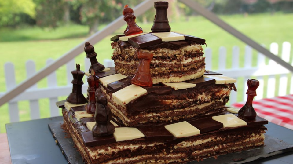 """<p>All contestants must bring two of their best bakes to their in-person interviews. """"You can bring anything you like,"""" Sophie Faldo told <a href=""""https://www.radiotimes.com/news/tv/2019-08-27/how-to-apply-for-the-great-british-bake-off-2020/"""" rel=""""nofollow noopener"""" target=""""_blank"""" data-ylk=""""slk:Radio Times"""" class=""""link rapid-noclick-resp"""">Radio Times</a>. """"Producers advise that one bake should be sweet, and the other be savory.""""</p>"""