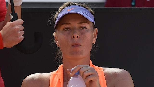 After being denied a French Open wildcard, Maria Sharapova has chosen to enter qualifying for Wimbledon.