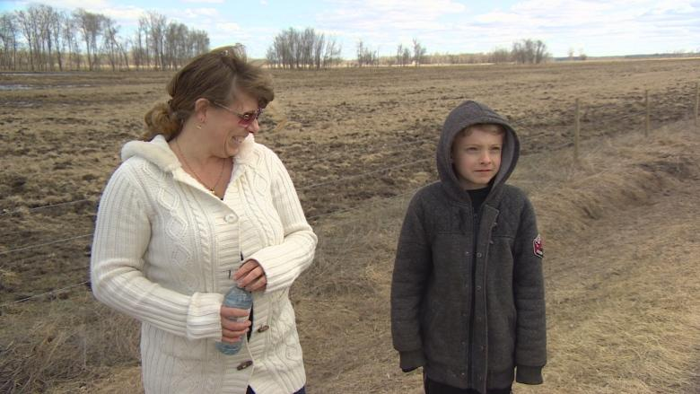 Spring flooding in Manitoba changing route of asylum seekers