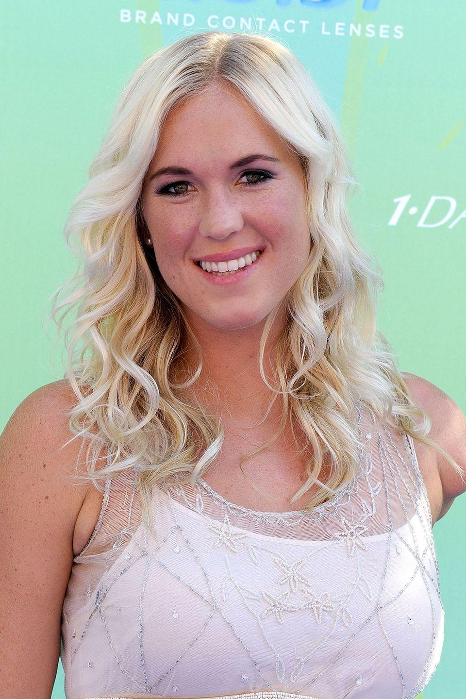 """<p>Bethany Hamilton, best-known for losing her arm during a shark attack at the age of 13 and inspiring the movie <em>Soul Surfer</em>, is outspoken about waiting until marriage to have sex. """"I think growing up I was blessed to have parents that stayed together, and have that husband and wife image of I want—an awesome husband one day that will love and support me until I die,"""" she said <a href=""""https://www.premaritalsex.info/bethany-hamilton-story-only-guy-ive-ever-kissed/#.WtP5zROPLOQ"""" rel=""""nofollow noopener"""" target=""""_blank"""" data-ylk=""""slk:in her book"""" class=""""link rapid-noclick-resp"""">in her book</a>.</p><p>She continued, """"And I also wanted to honor God with the way that I approached [marriage]. I definitely was patient and I didn't mess around and [my husband is] the only guy I've ever kissed.""""</p>"""