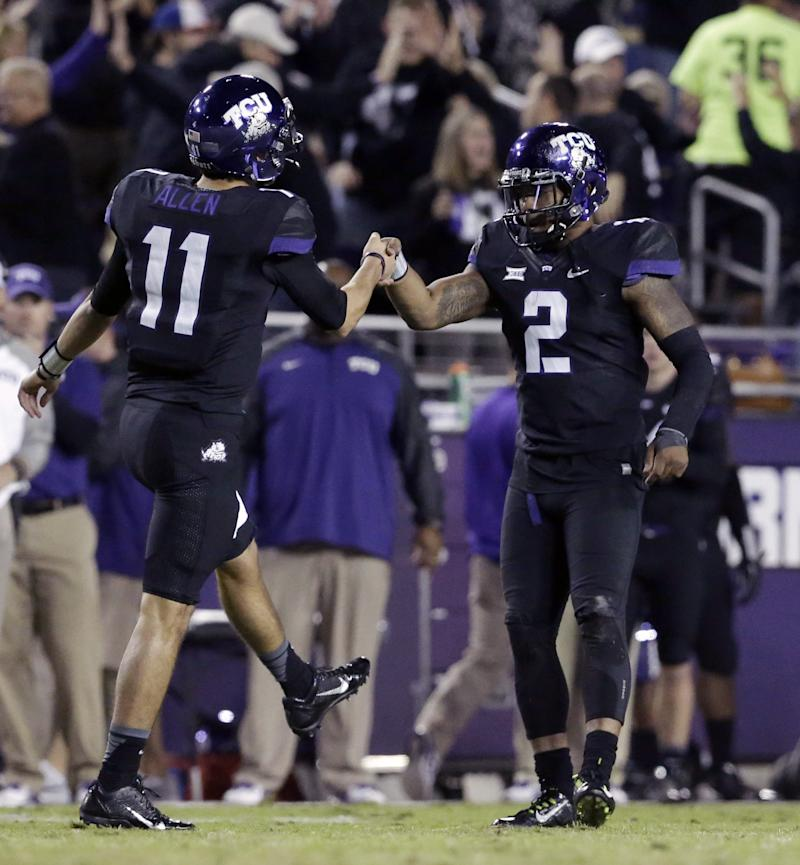 No. 5 TCU makes strong playoff statement