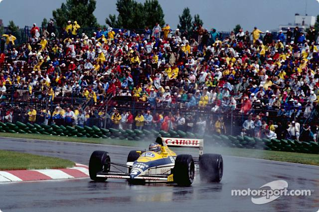 "1989: Williams-Renault FW12C <span class=""copyright"">Renault </span>"