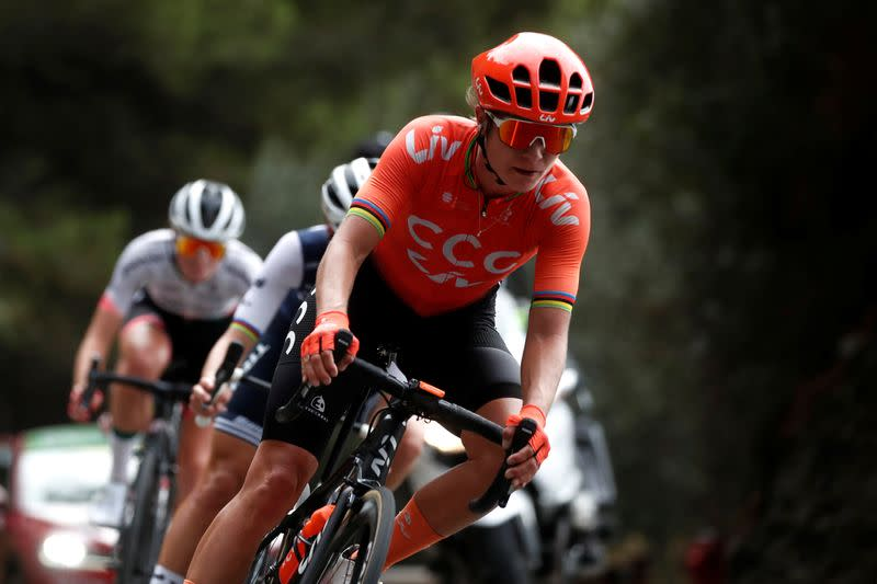 Cycling: Jumbo-Visma launching Vos-led women's team in 2021