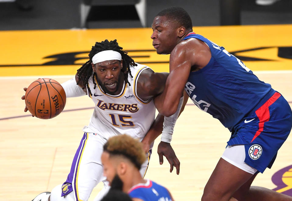 Montrezl Harrell, Los Angeles Lakers