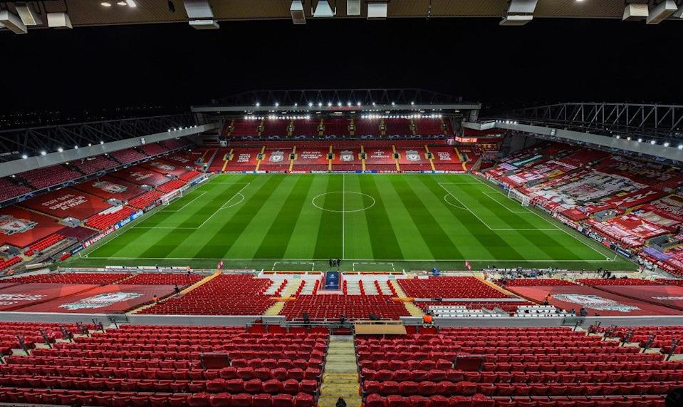 A general view of Anfield (Liverpool FC via Getty Images)