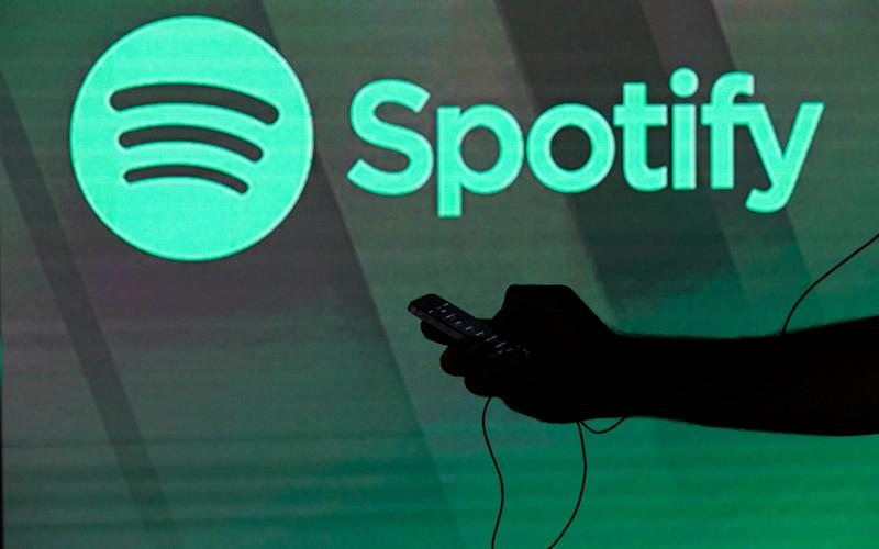 The streaming service is experiencing an outage - Chris Ratcliffe/Bloomberg