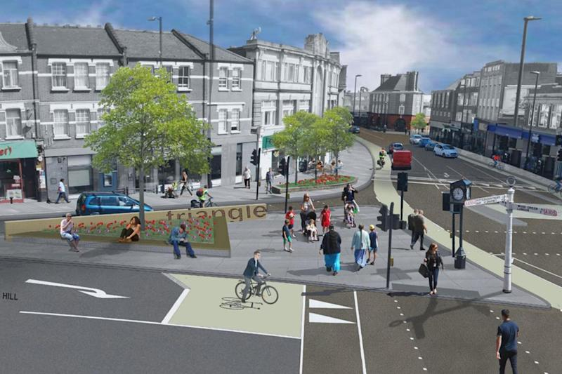 Bike lane row: businesses have hit out at plans for the new route in Enfield