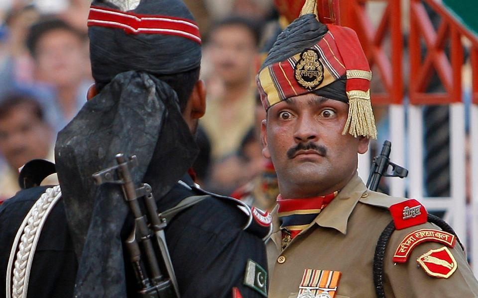 Neighbours India and Pakistan have fought four wars over the last 100 years  - Vincent Thian/The Associated Press