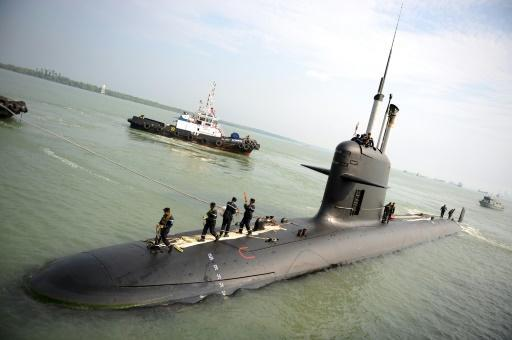 France indicts two ex-bosses in Malaysia submarine graft case