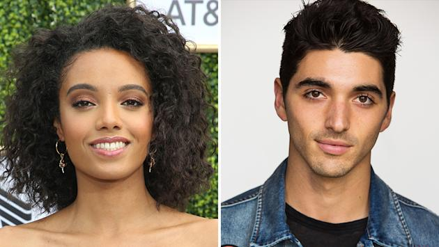 Netflix's 'The Kissing Booth 2' Sets Maisie Richardson