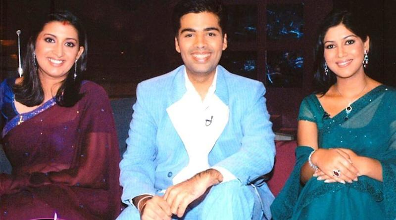 Smriti Irani Shares a Throwback Pic With Karan Johar, Sakshi Tanwar From KWK But Her Witty Comment on KJo's'Missing Pout' is a Winner!