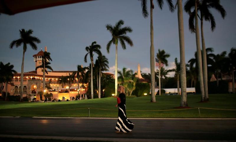 Donald Trump's Mar-a-Lago club has been the site of several meetings with world leaders.