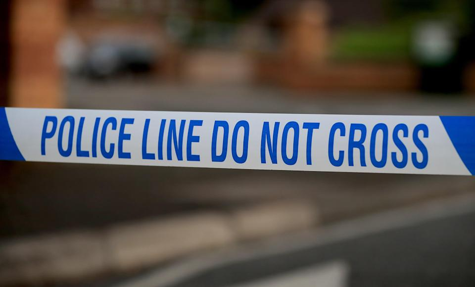 An unnamed 16-year-old boy was found wounded after officers were called to reports of a stabbing in Adams Road, Tottenham, at just after 2pm on Sunday (PA Archive)