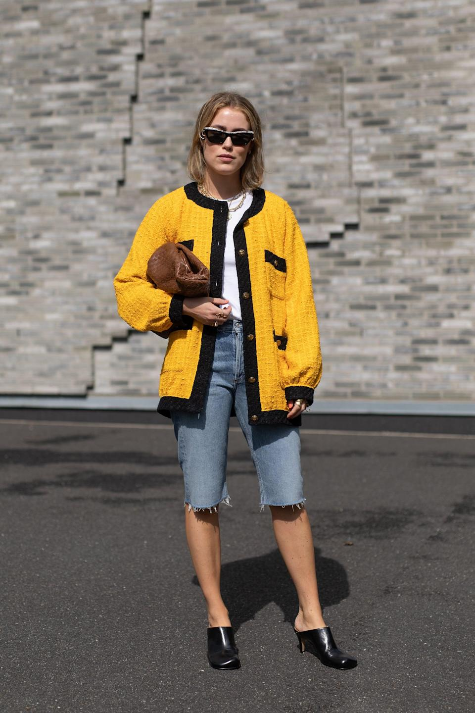 <p>Mid-heeled mules have earned the hearts of most every fashion-girl on, and the love affair is well within reason. After discovering the style as the comfy sister to a pair of ultrahigh, strappy heels, I'm never looking back.</p>