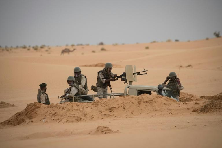 G5 Sahel is a 5,000 member joint force already on the ground in the region (AFP Photo/THOMAS SAMSON)