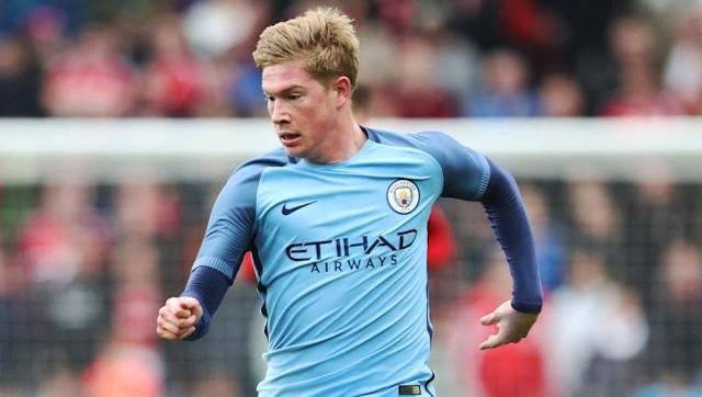 <p><strong>Number of times hit the woodwork this season: 8</strong></p> <br><p>Leading the way is Manchester City's Kevin De Bruyne. The Belgian international consistently performs at the highest level for the Citizens, but his efforts this season have more often than not struck the woodwork as opposed to the back of the net. </p>