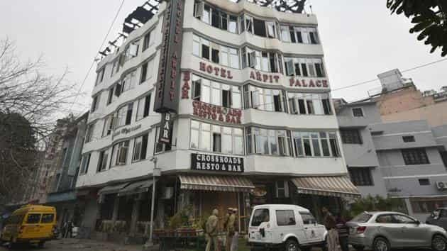 Arpit Palace fire: Hotel owner 'hiding' in Qatar, was booked in forgery case by CBI
