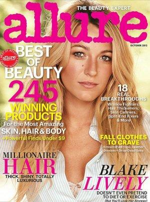 Newly Wed Blake Lively Tells 'Allure' She Would Like To Have 30 Children