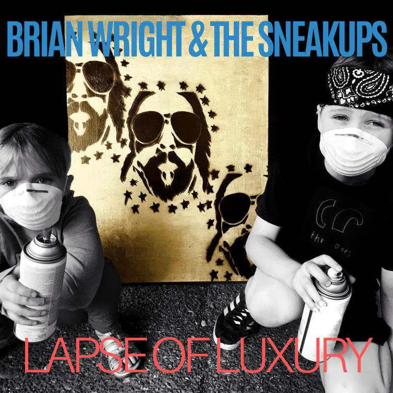 Music Review - Brian Wright & The Sneakups