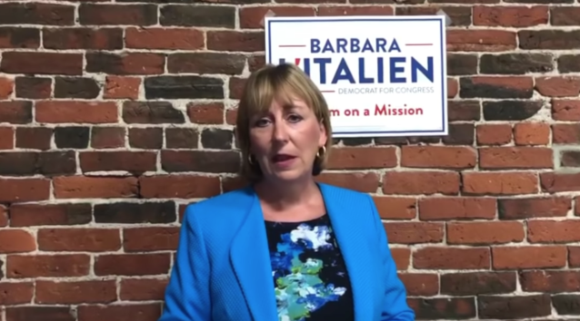 Barbara L'Italien blasted Trump's immigration policies on <i>Fox & Friends First</i> Monday morning. (Photo: Barbara L'Italien via YouTube)