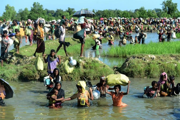 Experts warn the Rohingya refugee crisis and the strain on resources will push more disaffected Bangladeshis to attempt risky journeys in a bid to make their fortunes elsewhere