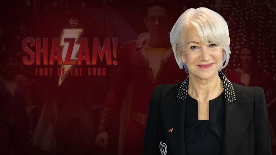 Helen Mirren to star as a villain in