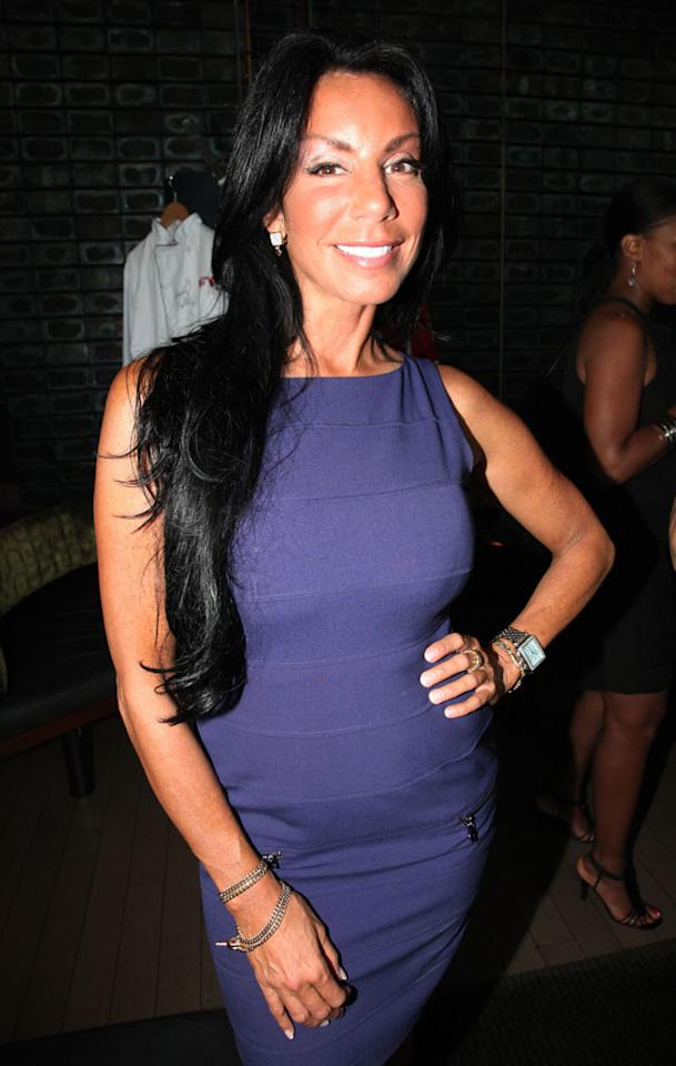 "While Danielle Staub's reality TV career was short-lived -- not a single star from ""<a target=""_blank"" href=""http://tv.yahoo.com/real-housewives-of-new-jersey/show/42905"">Real Housewives of New Jersey</a>"" was sorry to see the drama queen leave after Season 2 of the show -- it seems she has some lingering relationships with debt collectors. This past May, she filed for Chapter 7 bankruptcy protection, saying she was about $1 million in debt and listing 35 creditors, including American Express. Kind of ironic considering she bragged on the Bravo series that she was one of the first women in the Garden State to be issued an AmEx ""black card."""