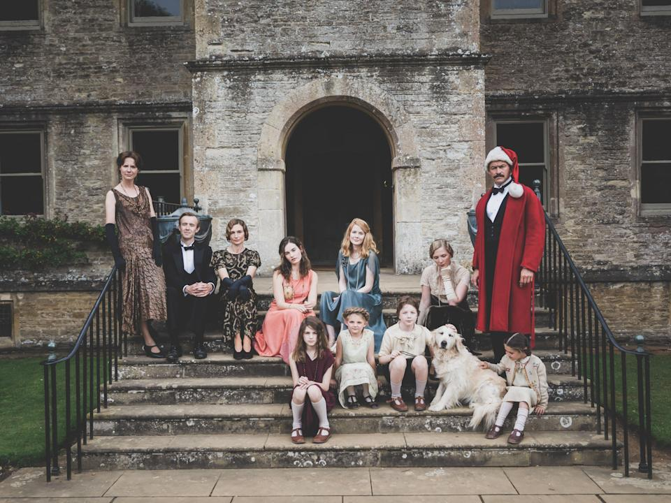 <p>Nancy Mitford's classic novel has been been turned into a three-part BBC One mini-series </p> (Theodora Films Limited & Moonage Pictures Limited/Robert Viglasky)
