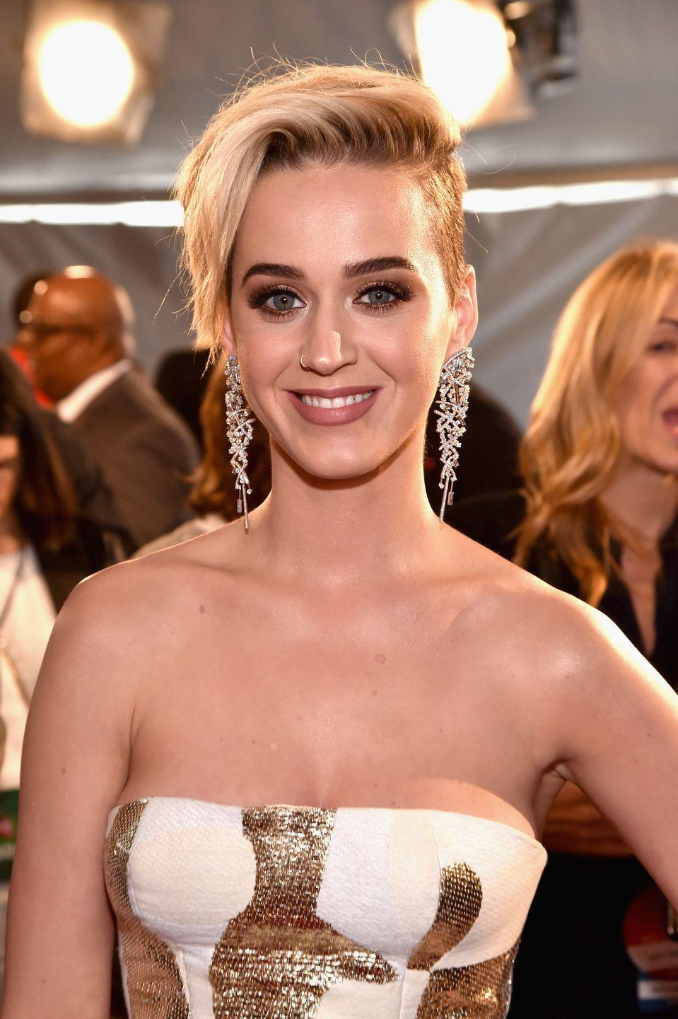 "<p>""I wrote a song about it,"" she said in a <a href=""http://people.com/music/katy-perry-witness-livestream/"" rel=""nofollow noopener"" target=""_blank"" data-ylk=""slk:livestream"" class=""link rapid-noclick-resp"">livestream</a> in 2017. ""I feel ashamed that I would have those thoughts, feel that low and that depressed.""</p>"