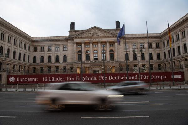 Der Bundesrat in Berlin.
