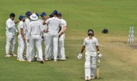 Ranji Trophy: Tamil Nadu lose seven wickets for 249 as Mumbai take control