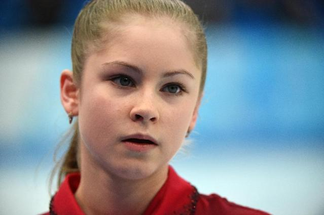 Russia's Yulia Lipnitskaya won figure skating gold at Sochi 2014, before retiring last year aged 19 over health problems related to anorexia. (AFP Photo/DAMIEN MEYER)