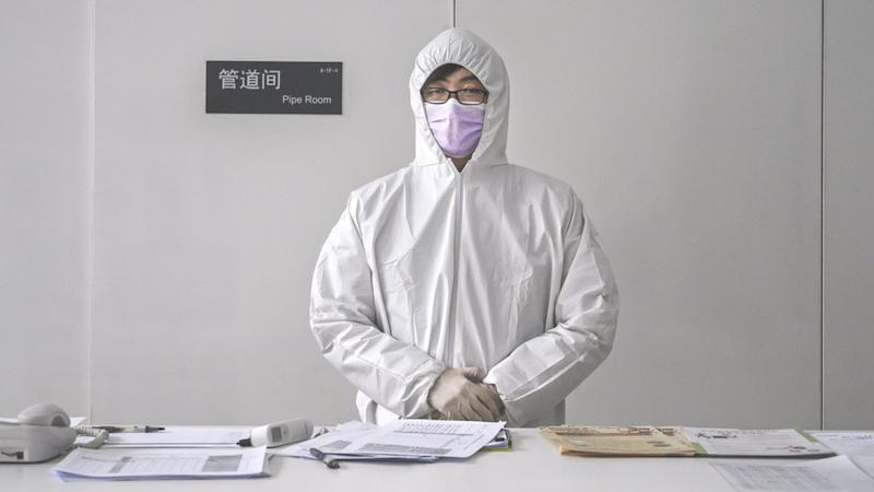 More than 40,000 cases of coronavirus are now confirmed in mainland China