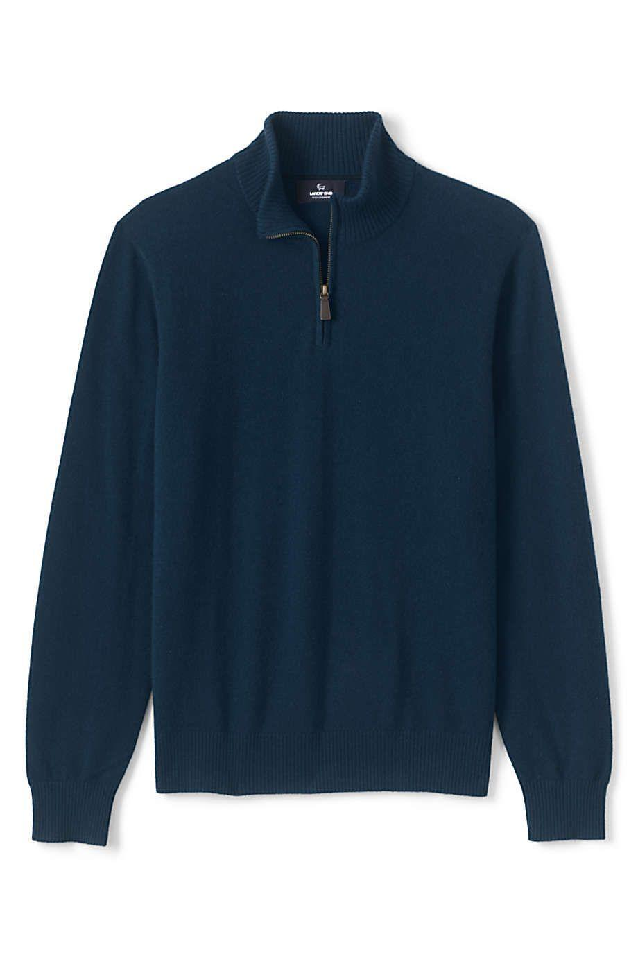 """<p><strong>Lands End</strong></p><p>landsend.com</p><p><strong>$199.95</strong></p><p><a href=""""https://go.redirectingat.com?id=74968X1596630&url=https%3A%2F%2Fwww.landsend.com%2Fproducts%2Fmens-cashmere-quarter-zip%2Fid_293453&sref=https%3A%2F%2Fwww.cosmopolitan.com%2Flifestyle%2Fg5199%2Flast-minute-gifts%2F"""" rel=""""nofollow noopener"""" target=""""_blank"""" data-ylk=""""slk:Shop Now"""" class=""""link rapid-noclick-resp"""">Shop Now</a></p><p>A super soft cashmere sweater in a classic quarter-zip style will be one of his favorite layering pieces in cold weather. </p>"""