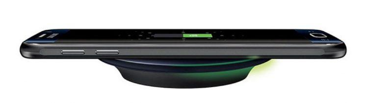 Samsung's wireless charger.