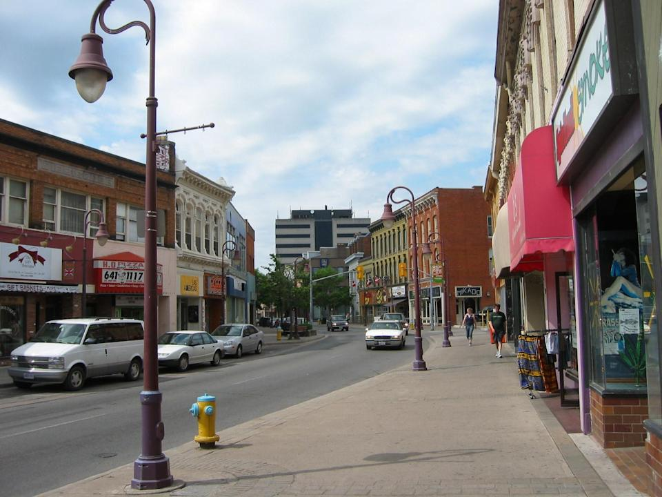 <p><strong>No. 12: St. Catharines-Niagara, Ont.</strong><br>Average household net worth: $679,740<br>(Copyright Queen's Printer for Ontario, photo source: Ontario Growth Secretariat, Ministry of Municipal Affairs and Housing) </p>