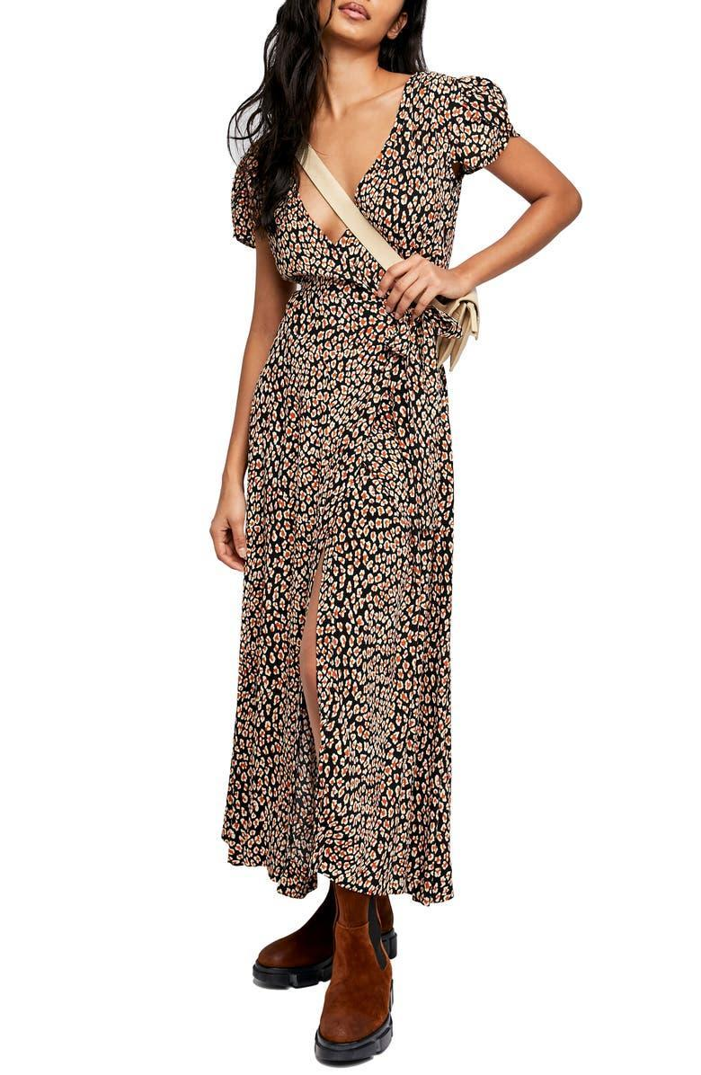 """<h2><a href=""""https://www.nordstrom.com/brands/free-people--834"""" rel=""""nofollow noopener"""" target=""""_blank"""" data-ylk=""""slk:Up to 67% off Free People"""" class=""""link rapid-noclick-resp"""">Up to 67% off Free People</a></h2><br><strong><em>Next Best Deal:</em></strong><em> Since this Free People wrap dress is currently sold out, try this still-in-stock <a href=""""https://www.nordstrom.com/s/1-state-wrap-front-minidress/5848627"""" rel=""""nofollow noopener"""" target=""""_blank"""" data-ylk=""""slk:1.STATE Wrap Dress"""" class=""""link rapid-noclick-resp"""">1.STATE Wrap Dress</a> instead!</em><br><br><strong>Free People</strong> Gorgeous Jess Wrap Maxi Dress, $, available at <a href=""""https://go.skimresources.com/?id=30283X879131&url=https%3A%2F%2Fwww.nordstrom.com%2Fs%2Ffree-people-gorgeous-jess-wrap-maxi-dress%2F4875141"""" rel=""""nofollow noopener"""" target=""""_blank"""" data-ylk=""""slk:Nordstrom"""" class=""""link rapid-noclick-resp"""">Nordstrom</a>"""