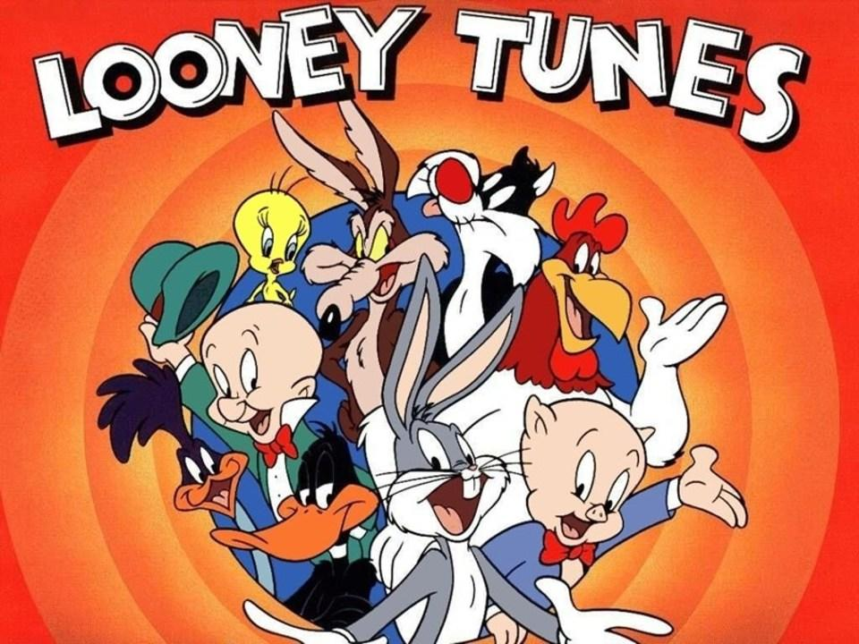 Can you get any more classic than characters like Bugs Bunny and Daffy Duck? Nope.