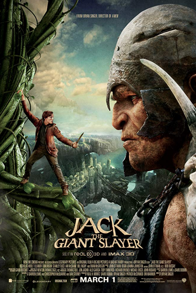 "<p>With an all-star cast, including Nicholas Hoult and Stanley Tucci, <em>Jack the Giant Slayer </em>was pegged to be the next great fantasy film. Unfortunately, it <a href=""https://www.businessinsider.com/jack-the-giant-slayer-box-office-slump-2013-3"" rel=""nofollow noopener"" target=""_blank"" data-ylk=""slk:bombed at the box office"" class=""link rapid-noclick-resp"">bombed at the box office</a>, only earning <a href=""https://www.businessinsider.com/jack-the-giant-slayer-box-office-slump-2013-3"" rel=""nofollow noopener"" target=""_blank"" data-ylk=""slk:$27 million on a $195 million budget"" class=""link rapid-noclick-resp"">$27 million on a $195 million budget</a>. </p>"