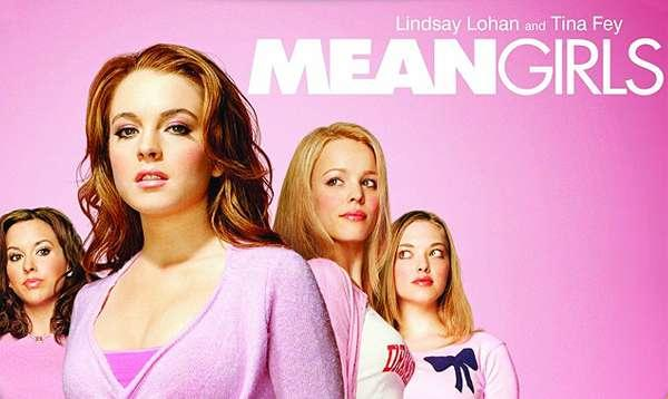 Mean Girls movie poster. Image: Paramount Pictures