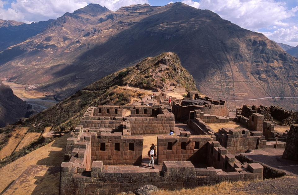 The new route takes a backdoor way into Pisac - Getty