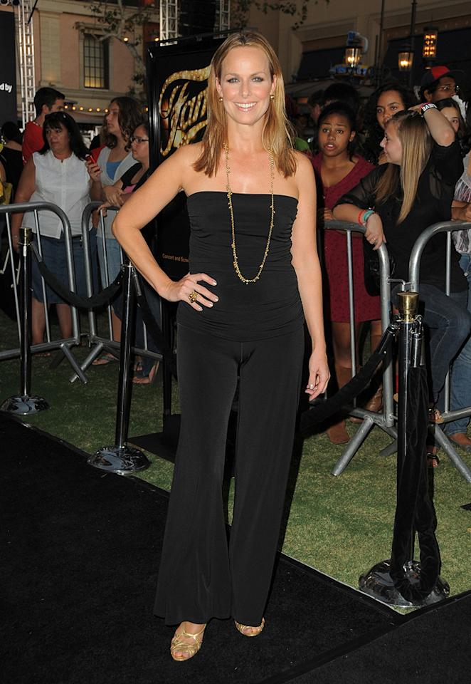 "<a href=""http://movies.yahoo.com/movie/contributor/1800086580"">Melora Hardin</a> at the Los Angeles premiere of <a href=""http://movies.yahoo.com/movie/1810033914/info"">Fame</a> - 09/23/2009"