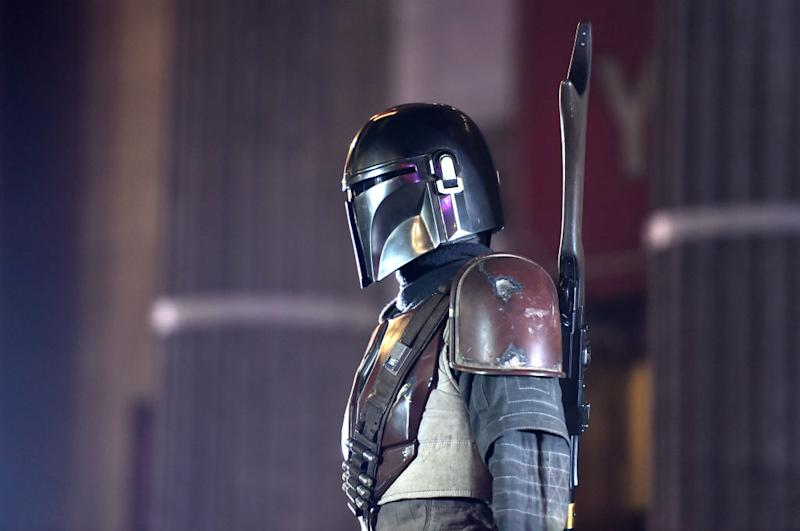 """The Mandalorian"" (Photo by Alberto E. Rodriguez/Getty Images for Disney)"