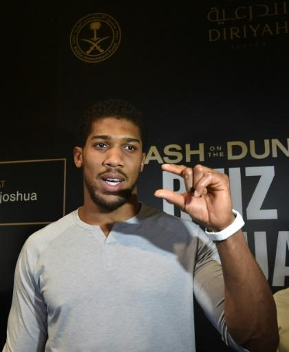 'I was this close last time,' said Anthony Joshua
