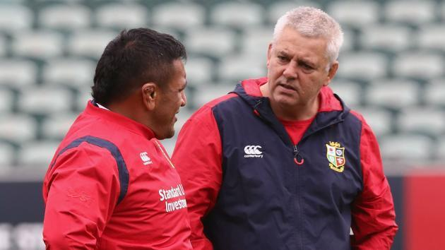 Wounded Lions ready to prove Gatland wrong - Vunipola