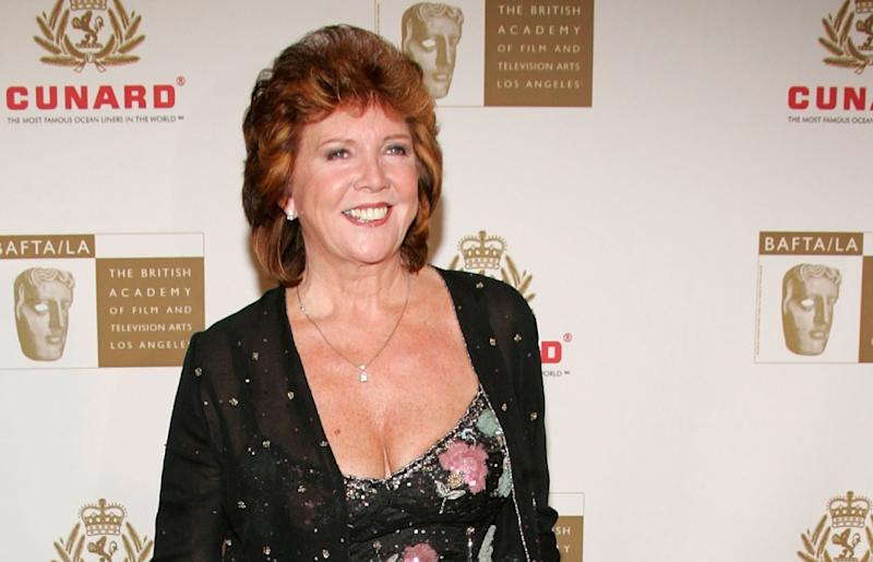 Actress Cilla Black, pictured on on November 10, 2005, died on AUgust 2, 2015 at the age of 72 (AFP Photo/Frazer Harrison)