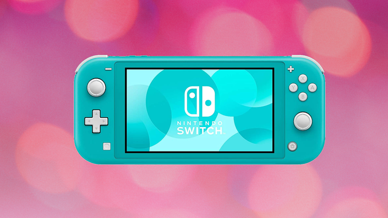 Nintendo Switch Lite. (Photo: Amazon)